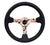 NRG Reinforced Steering Wheel 350mm 3'' Deep Floral