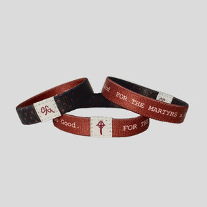 For the Martyrs x So Good Wristband - For The Martyrs