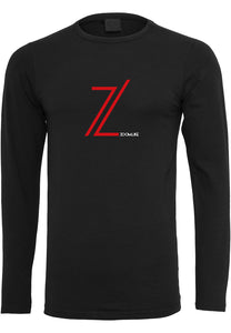 ZL Longsleeve - Red Design