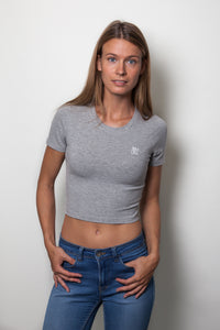 ZL Ladies Crop Top