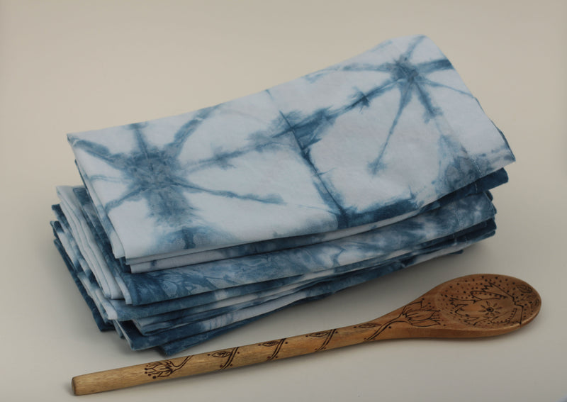 Indigo Cloth Napkins