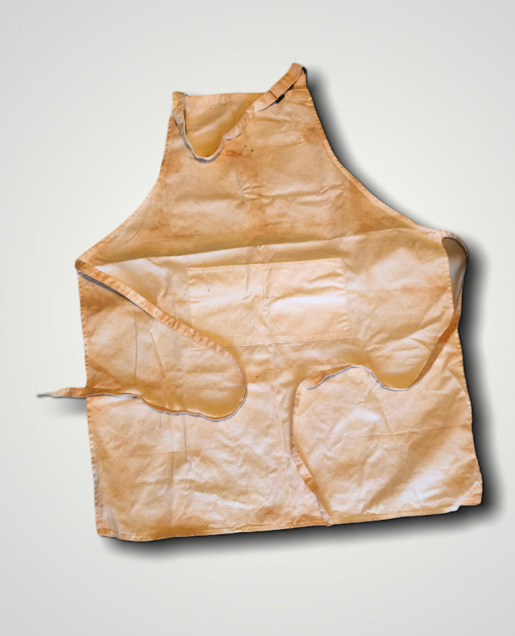 Mountain Sunset Apron