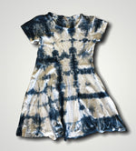 Shibori Dyed Dress
