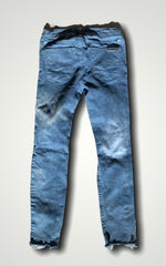 Kids Distressed Skinny Jeans