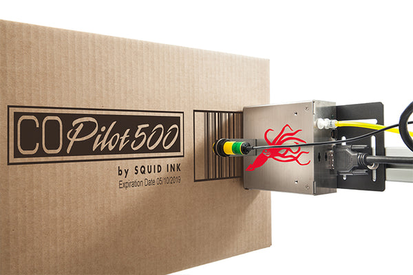 Squid Ink CoPilot 500 Hi-Resolution Printing System
