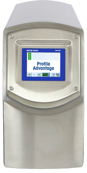 Mettler Toledo Safeline Profile Advantage Rectangular Metal Detector