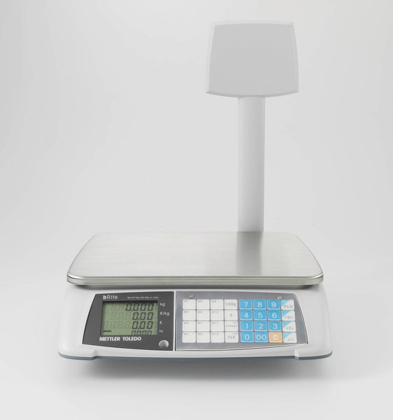 Mettler Toledo bRite Advanced Electronic Pricing Scale