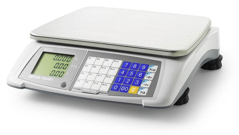 Mettler Toledo bRite Standard Electronic Pricing Scale