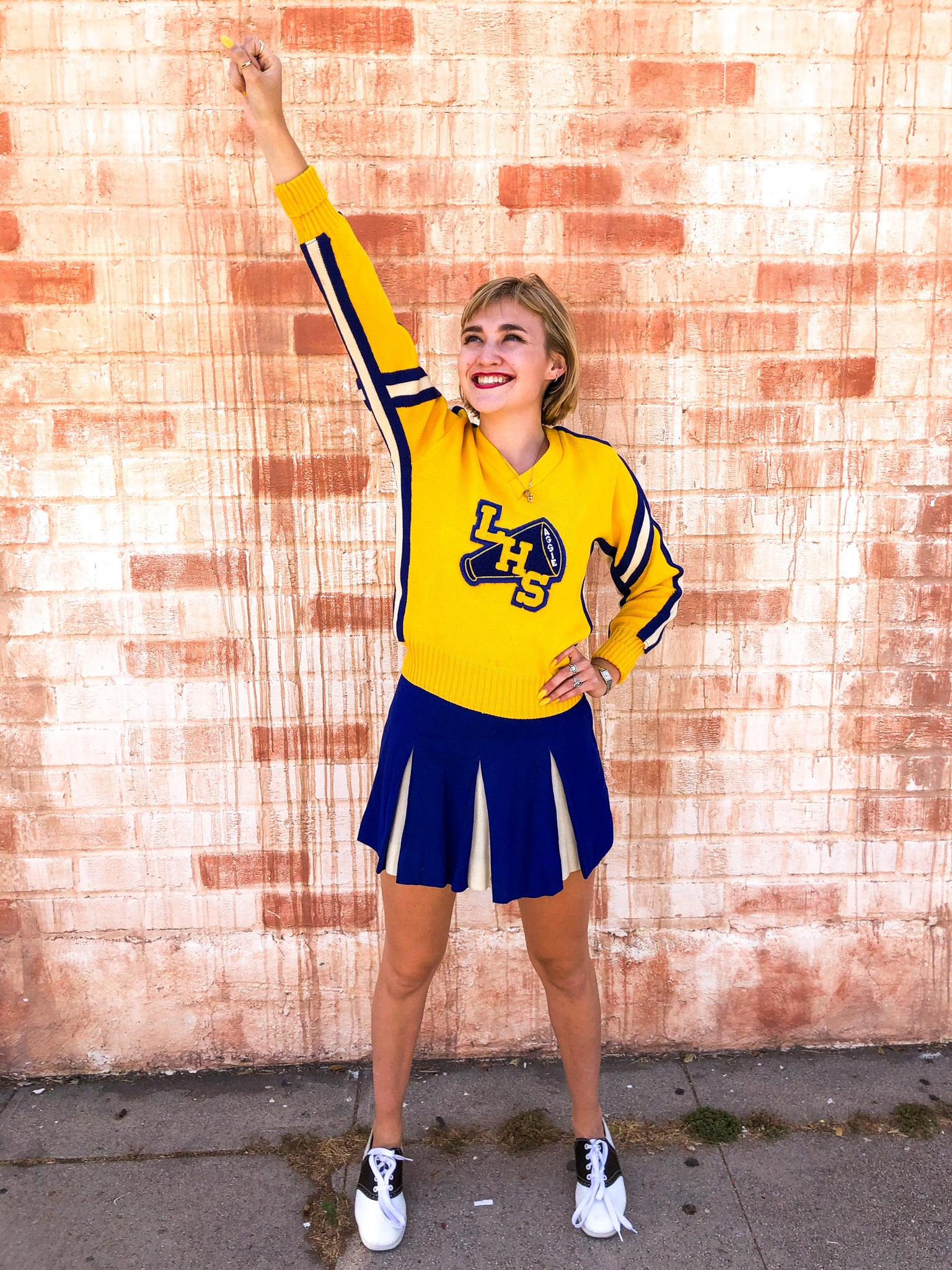 1950's Cheerleader Costume Rental