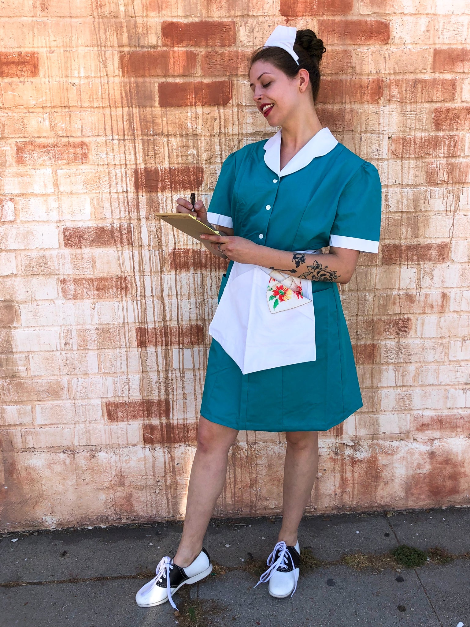 1950's Waitress Costume Rental