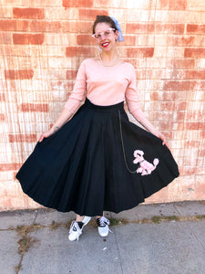 1950's Poodle Skirt Costume Rental