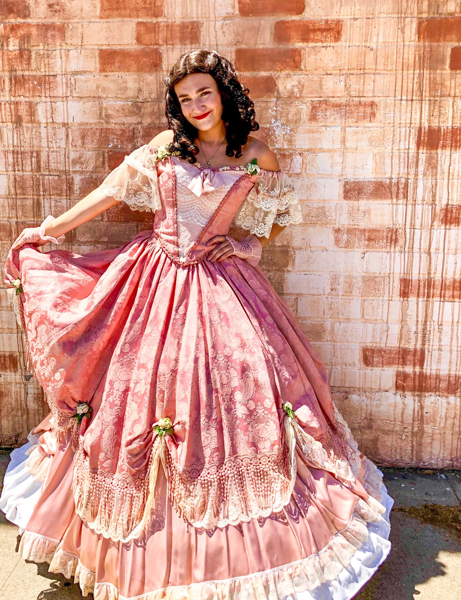Southern Belle Costume Rental
