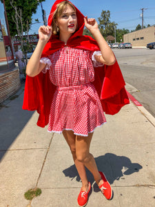 Little Red Riding Hood Costume Rental