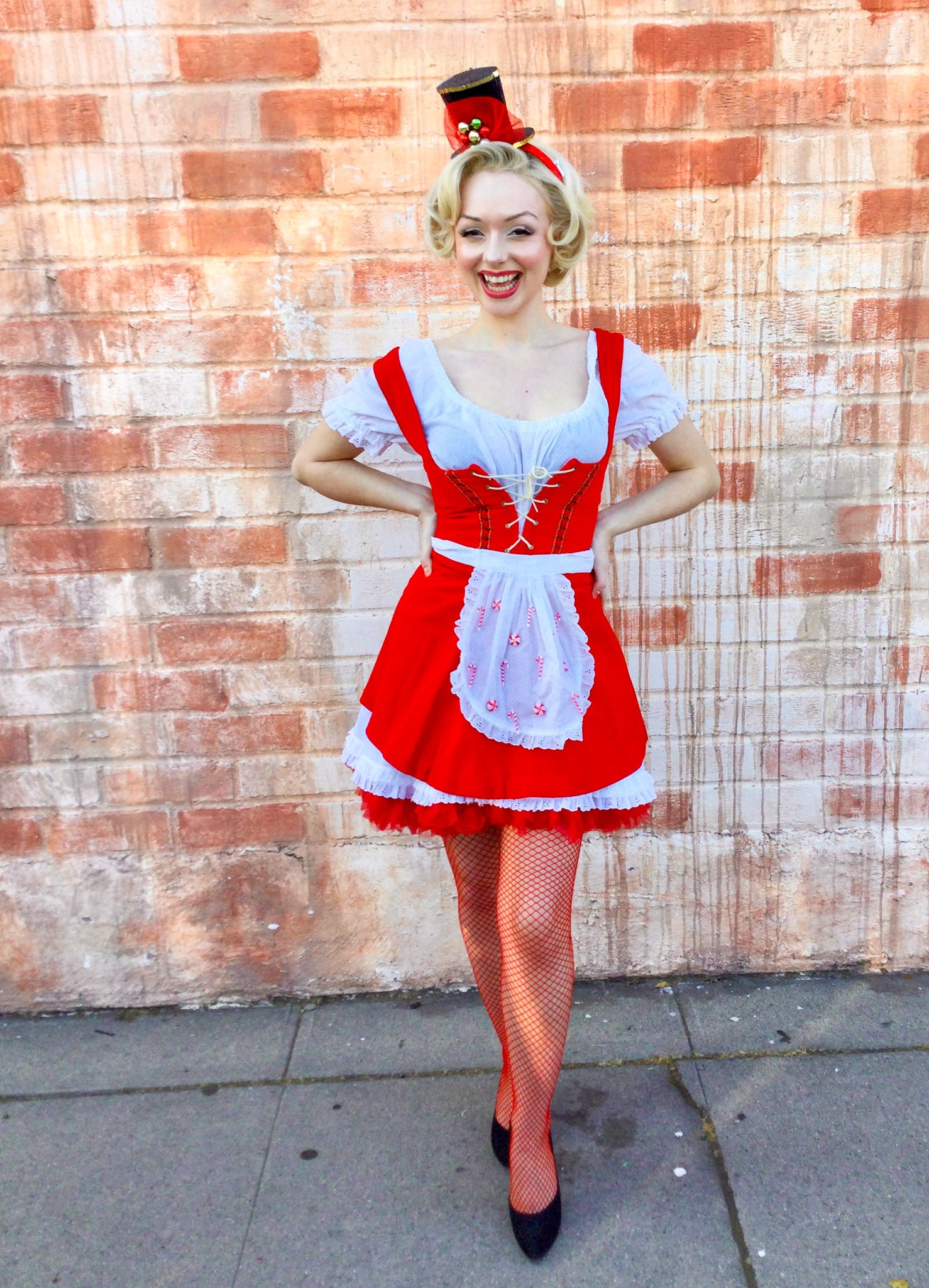Santa's Helper Costume Rental