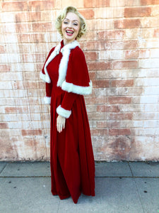 Mrs. Claus Costume Rental