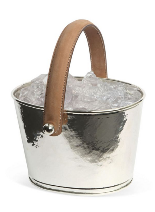 CULINARY CONCEPTS Champagne Hammered Ice Bucket
