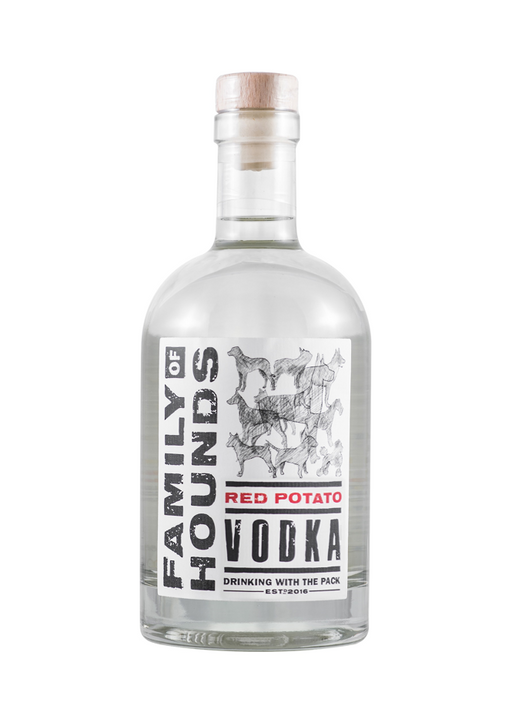 Family of Hounds Red Potato Vodka