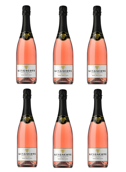 Sparkling Brut Rosé 2019 - Case of Six