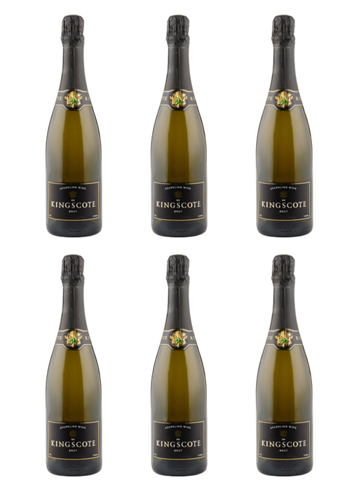Sparkling Brut 2018 - Case of Six
