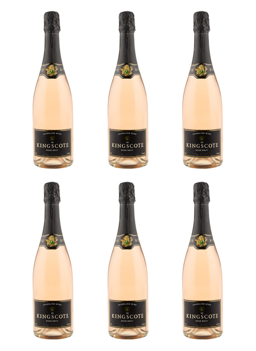 Sparkling Brut Rosé 2018 - Case of Six