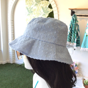 Baby blue Bucket hat