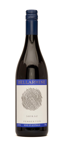 2016 Bellarmine Shiraz