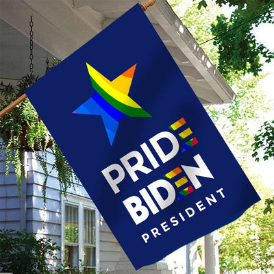 Joe Biden for President 2020 Garden Flag House Flag O