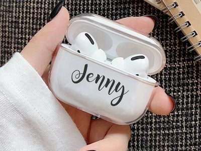 Custom AirPods Pro Case With Keychain