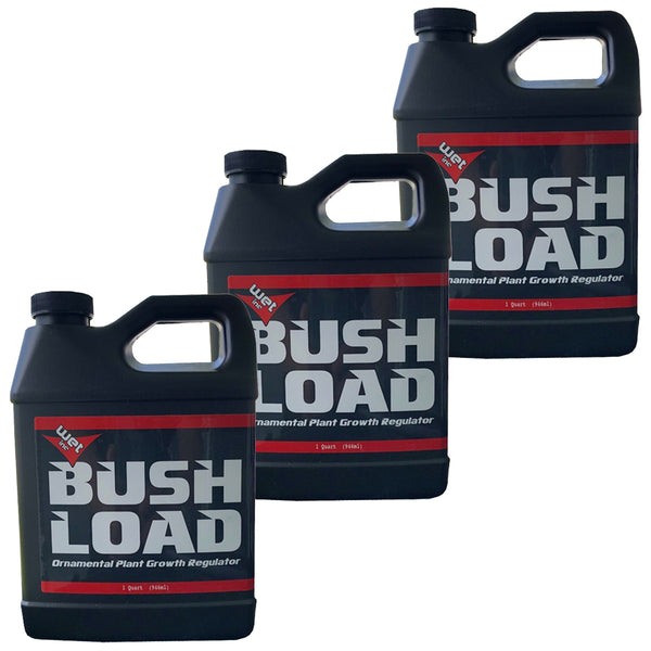 1 Quart Bush Load-Case of 3