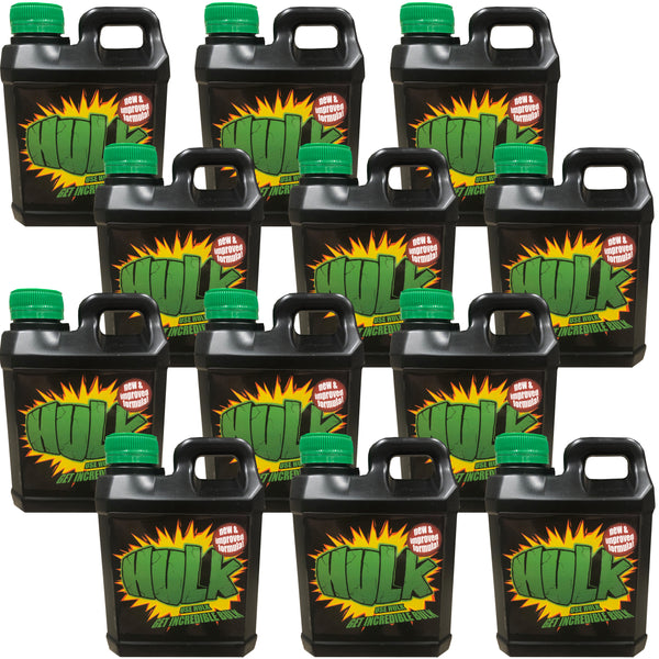 1 Liter Hulk-Case of 12