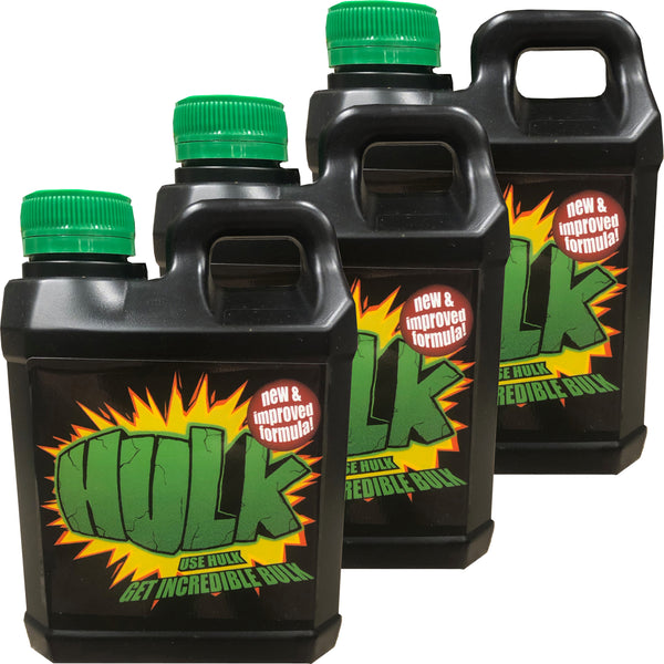 1 Liter Hulk-Case of 3