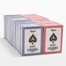 Regal Games standard playing cards, classic playing cards, poker cards, bridge cards, vegas cards, card games, classic cards, classic card games, blue and red packs of cards