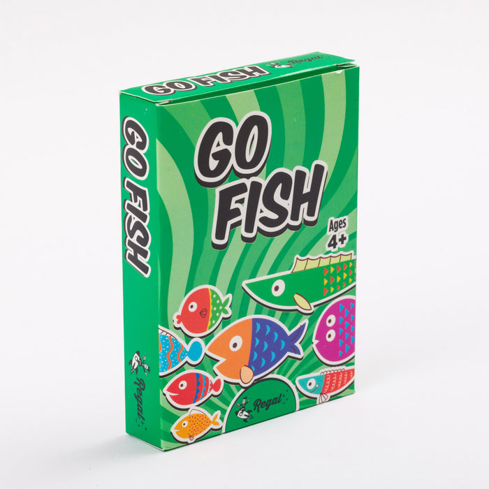 kids classic card games, kids card games, travel games, classic games, go fish, regal games