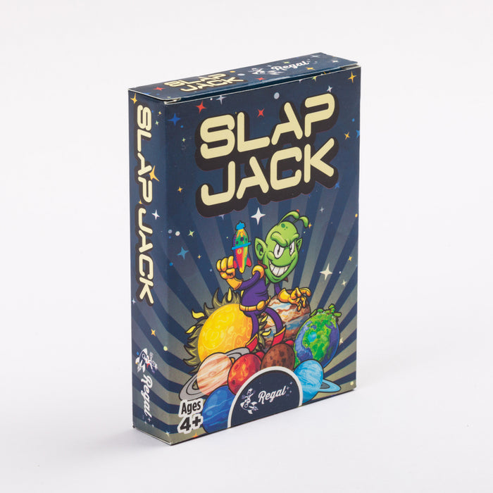 kids classic card games, kids card games, travel games, classic games, slap jack, regal games