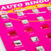 bingo complete auto bingo set, travel games, travel bingo, games for cars, bingo for cars, travel car bingo, auto bingo cards, bingo cards with sliding windows, travel games for kids, games for kids in cars, One of the greatest classic road trip games