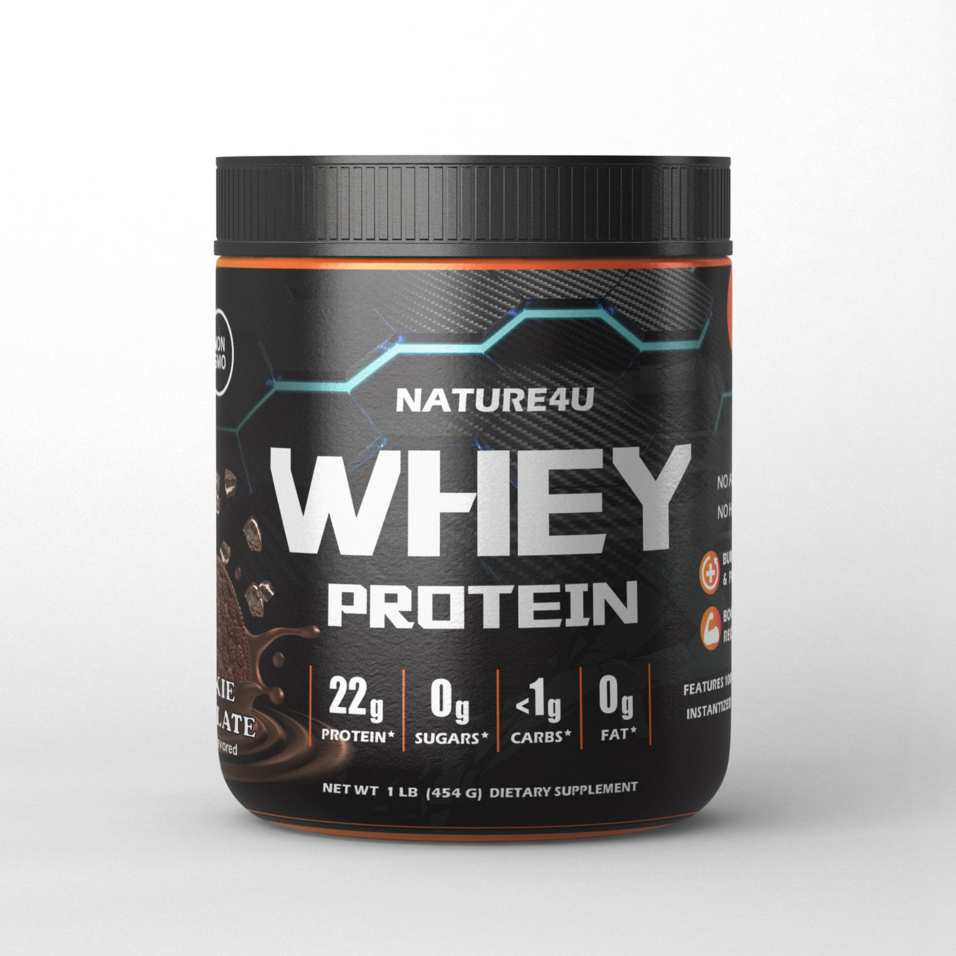 Whey Protein Powder 1 Pound