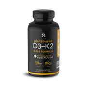 Sports Research - Vitamin K2 + D3