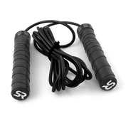 Sports Research - Performance Jump Rope, Black