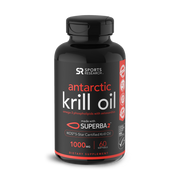 Sports Research - ANTARCTIC KRILL OIL