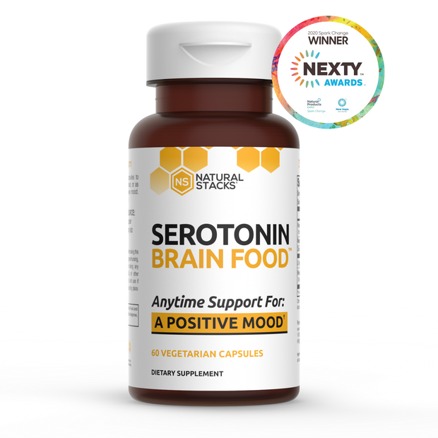 Natural Stacks - Serotonin Brain Food™