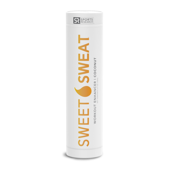 Sports Research - Sweet Sweat Stick, Workout Enhancer, 182g (6.4 oz) - 2 Scents