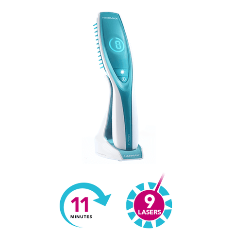 Hairmax Ultima 9 Classic- Hair Growth Laser Comb, Hair Loss Laser
