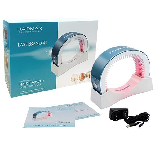 Hairmax - LaserBand 41 - Hair Growth Laser Band/Comb, Hair Loss Laser
