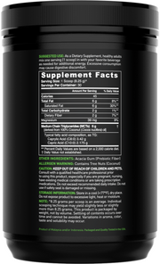 Sports Research - MCT Oil Powder, 247.5g (8.73 oz)