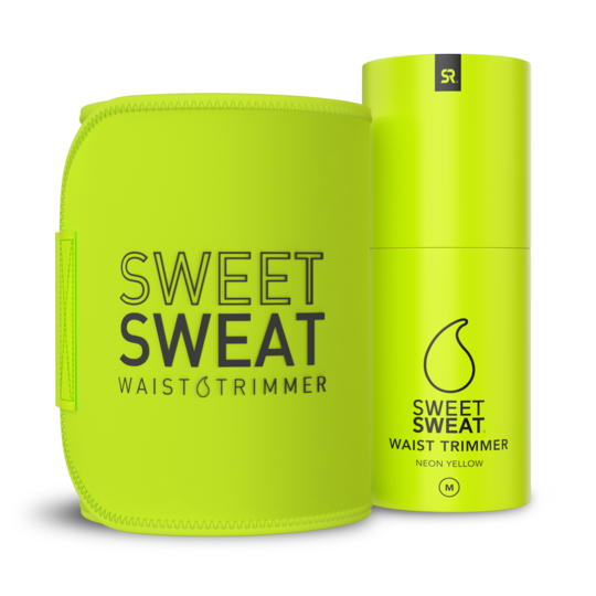 Sports Research - Sweet Sweat Neon Waist Trimmer