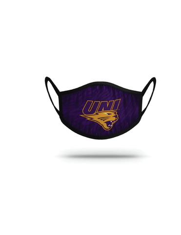 University of Northern Iowa Face Mask