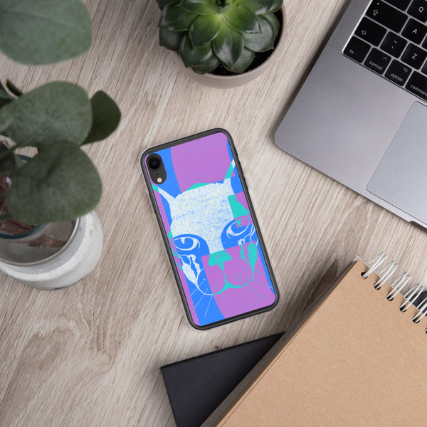iPhone Case || Lucky Cat, take the wheel!