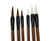 Set of 6 Calligraphy Brushes for Chinese/Japanese calligraphy - farangshop-co