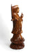 Guanyin - large woodcarving - farangshop-co