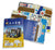 Japanese card Construction Kit Puzzles - Choice of 3D Building Designs - farangshop-co